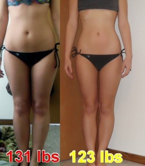 This works amazing for losing weight! I wish I started it sooner! Try it free for the rest of October