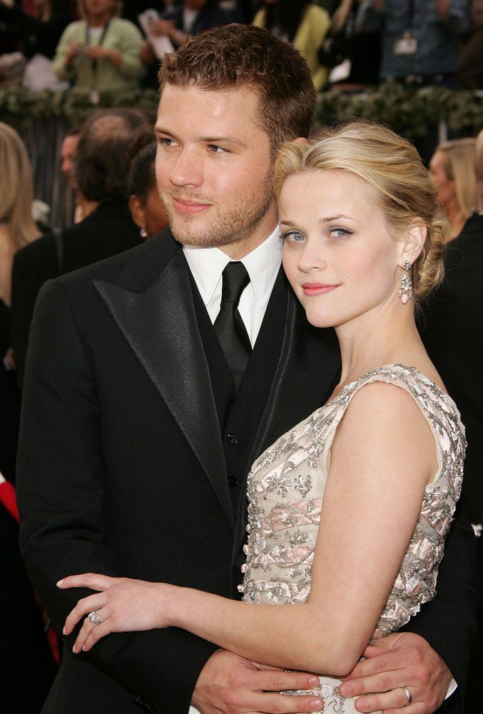 Ryan Phillipe and Reese Witherspoon were married and had two children together.