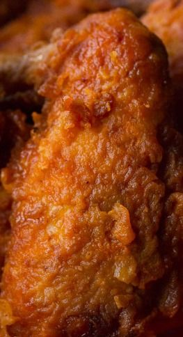 Tennessee Hot Fried Chicken Recipe ~ very moist and tender