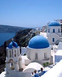 """Learning about Greek wine varietals from Food & Wine Magazine. Yamas! (""""To our good health"""" in Greek)"""
