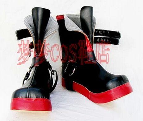 Эдвард Элрик стальной Алхимик Косплей Рой косплей костюм Mustang Обувь Сапоги