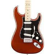 Fender Deluxe Roadhouse Stratocaster Maple Fingerboard Classic Copper