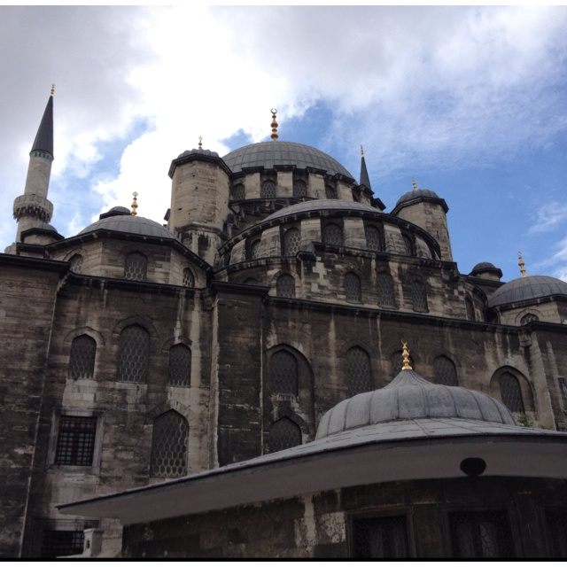 New Mosque at İstanbul