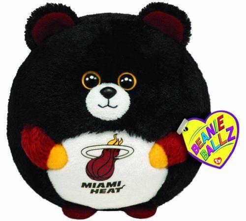 Ty Beanie Ballz Miami Heat - NBA Ballz TY Beanie Ballz http://www.amazon.com/dp/B0083E6XHE/ref=cm_sw_r_pi_dp_Uerfwb0KC2E0V