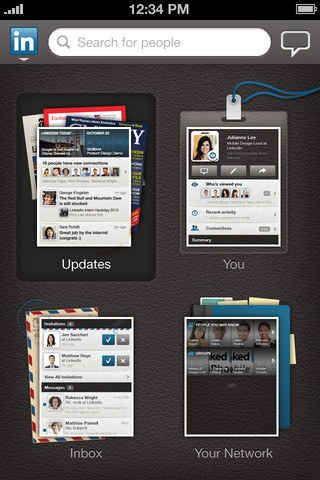 If you have the LinkedIn app you can search anonymously AND still see who looks at your profile. | 21 Social Media Tips You'll Wish You'd Known Sooner