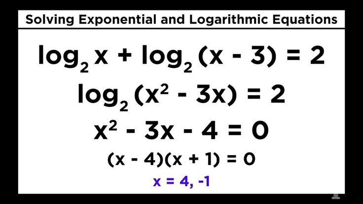 Logarithmic Equations Worksheet with Answers solving