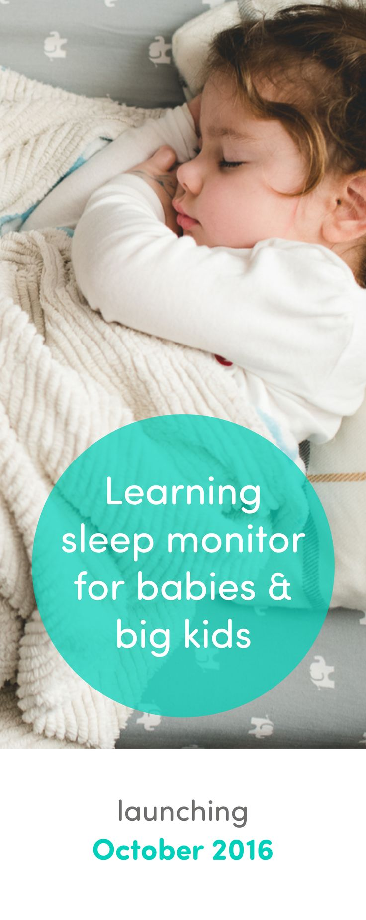 Watch the video, and sign up for the best Kickstarter discount! Knit is the only baby monitor to track sleep AND breathing...all without wearables.