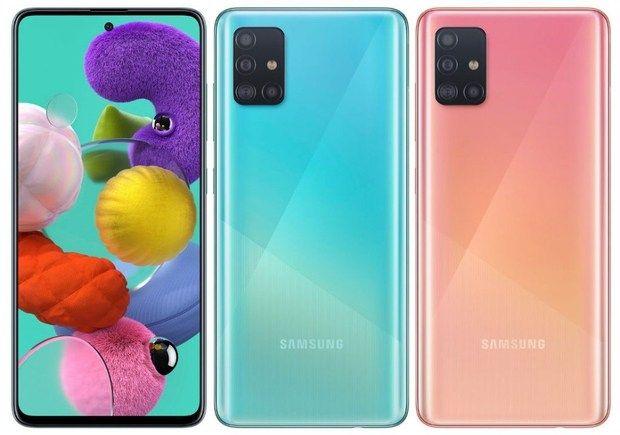 Samsung Heeft De Eerste Smartphone Voor In De Galaxy A 2020 Serie Aangekondigd Het Gaat Om De Galaxy A51 De Opvolger Van De Populaire Galaxy A Samsung Vietnam Ve Bilgi