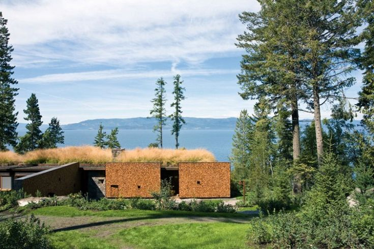 Stone Creek Camp by Andersson Wise | HomeDSGN