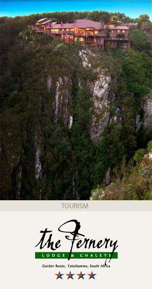 The Fernery - Tsitsikamma - South Africa