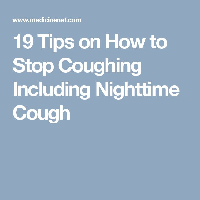 The 25 best how to stop coughing ideas on pinterest stop 19 tips on how to stop coughing including nighttime cough ccuart Image collections