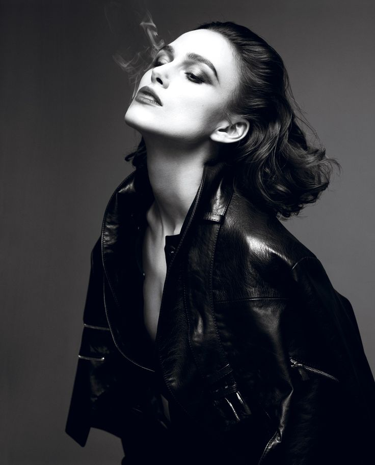 Seductive and edgy       Kiera Knightley - Interview April 2012 Mert & Marcus...