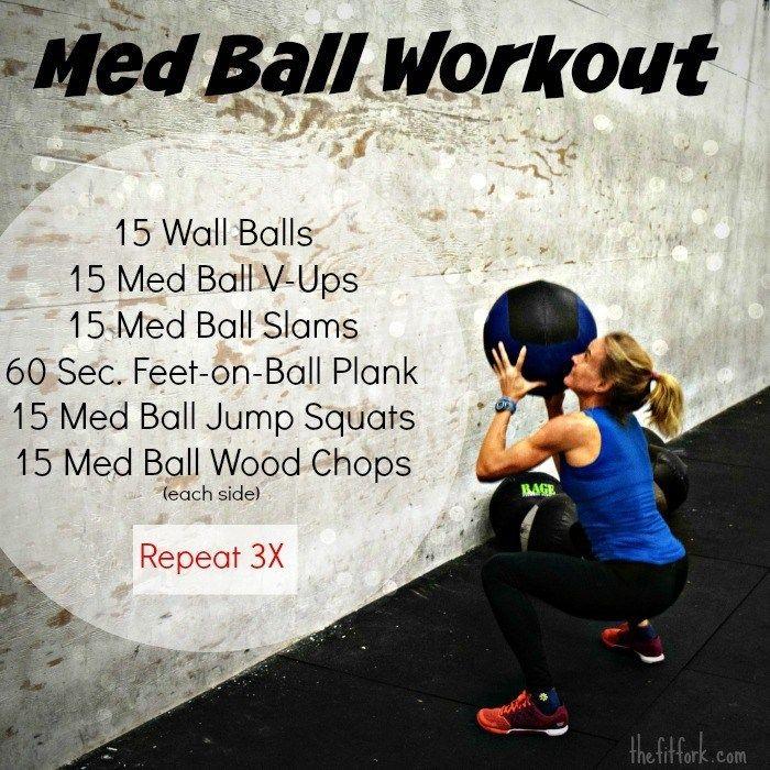 Sweat Wow Killer Kettlebell Workout: Best 25+ Medicine Ball Workouts Ideas On Pinterest