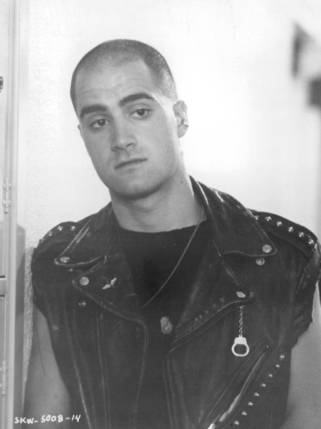 "Elias Koteas from Some Kind of Wonderful.     ""This is your mother's house, and we're all having a party!"""