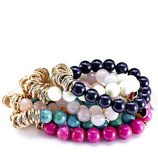 Lola Rose Mayfair Semi Precious Bracelet