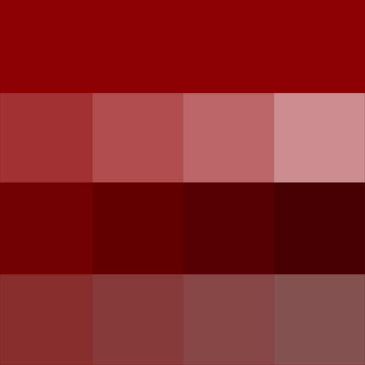 Different Shades Of Red best 20+ shades of red ideas on pinterest | colour red, red color