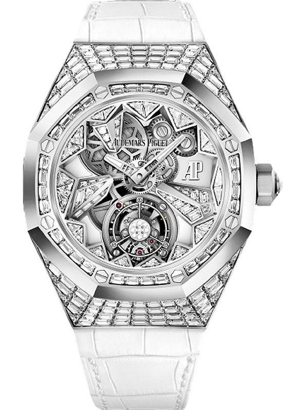 Audemars Piguet Royal Oak Concept Flying Tourbillon Watch 26228bc