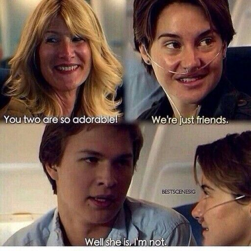 The fault in our stars - Movie