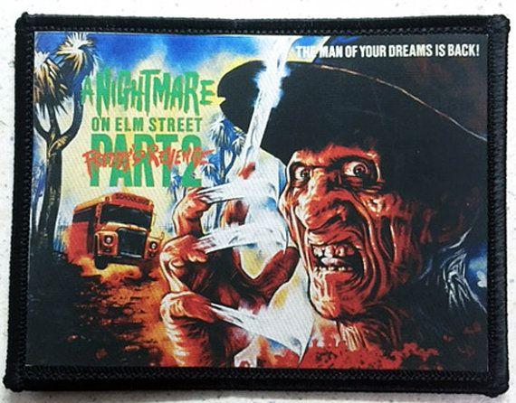 Nightmare On Elm Street: Freddy's Revenge patch Freddy Kruger