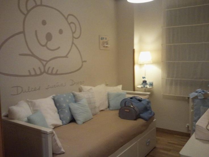 cuarto del bebe