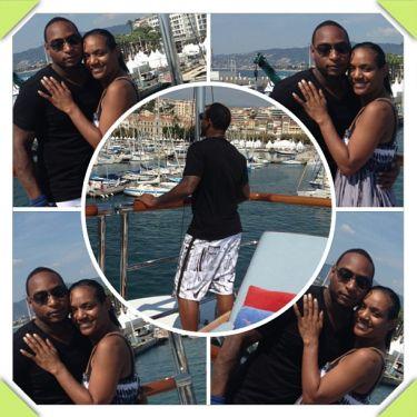 Lebron James mother, Gloria James is dating a Rapper??? - http://celeboftea.com/lebron-james-mother-gloria-james-is-dating-a-rapper/