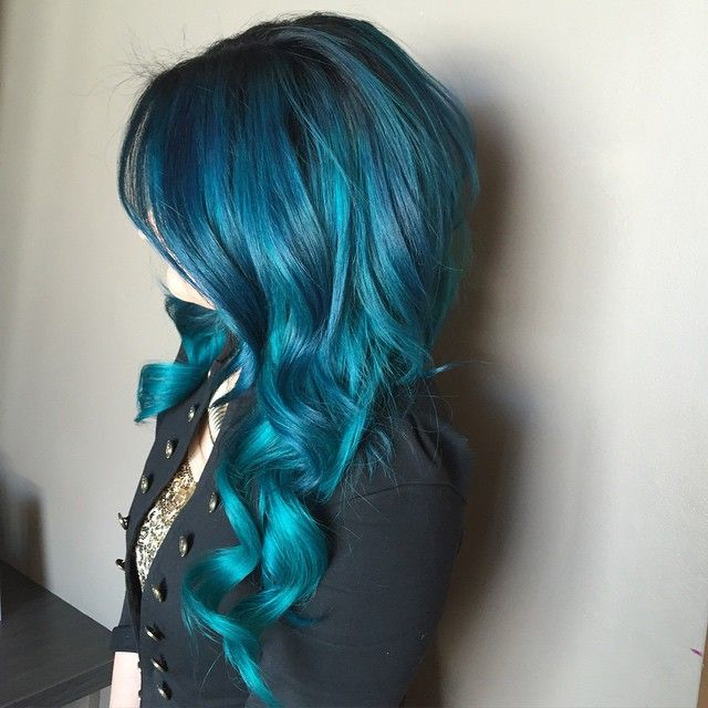 Love the shade of blue