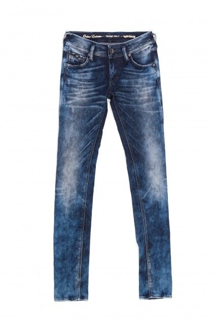 BEVERLEY Y109 - Gas Jeans online store - Woman - Unique piece online exclusive