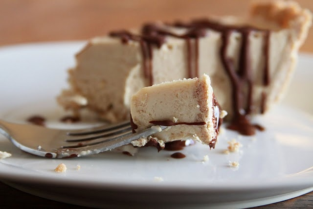 Coffee Cheesecake Ice Cream Pie #recipes | sweet treats | Pinterest