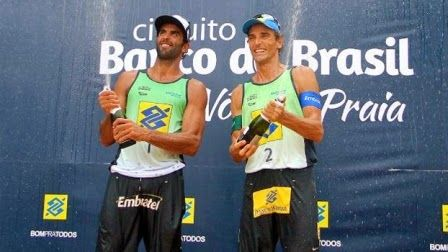 Blog Esportivo do Suiço: CBV divulga convocação das duplas do Brasil no Circuito Mundial de vôlei de praia