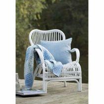 Rattan-Sessel schwarz, von Ib Laursen, 239,95 €