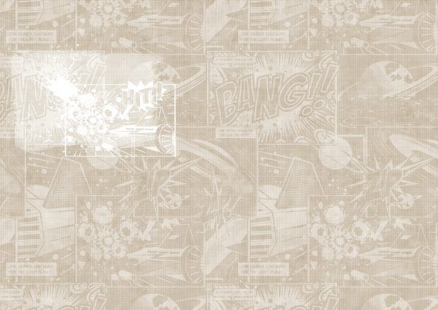 Prince of Wales // Vintage Wall Covering | Textile Collections by Glamora