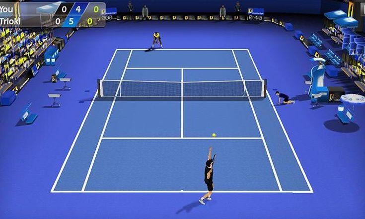 تحميل لعبة التنس ثلاثة الابعاد 3d Tennis للاندرويد حمل لعبتك Tennis Real Tennis Tennis Games
