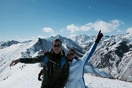 DuJour staffers debate the best ski resorts: Whistler Blackcomb in Canada versus the slopes of Aspen.
