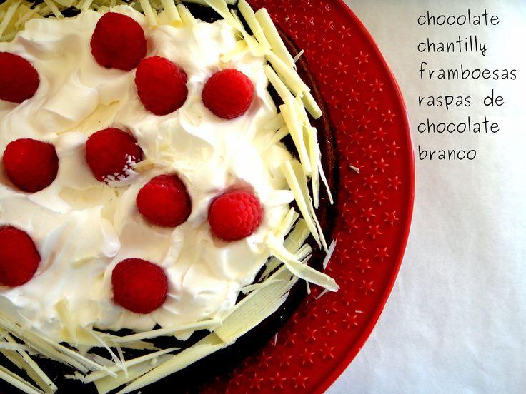 bolo de chocolate rico