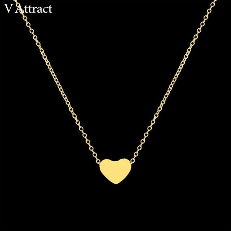 Like and Share if you want this  V Attract Women Jewelry Stainless Steel Chain Necklace Gold Color Dainty Tiny Heart Shaped Necklaces Pendants     Tag a friend who would love this!     FREE Shipping Worldwide     Get it here ---> https://theshoppingpoint.com/v-attract-women-jewelry-stainless-steel-chain-necklace-gold-color-dainty-tiny-heart-shaped-necklaces-pendants/    #buyaccessories #buyonline #personalstyling #accessoriesonline #shoppingonline #shopping #onlineshopping #onlineshop…