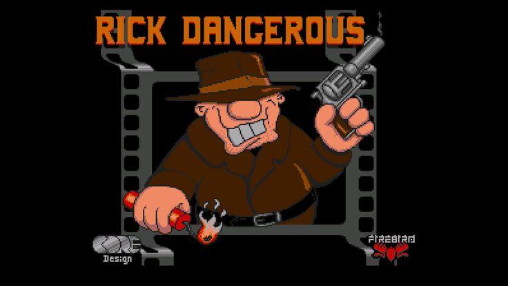 Failed at Retro Challange Rick Dangerous (SEGA version) on PC