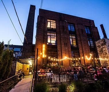 On our list for the best #Nashville eateries: Germantown's Rolf & Daughters; Josephine; and Pinewood Social.