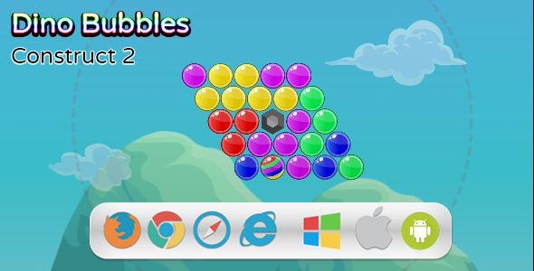 nice Dino Bubbles (Games)