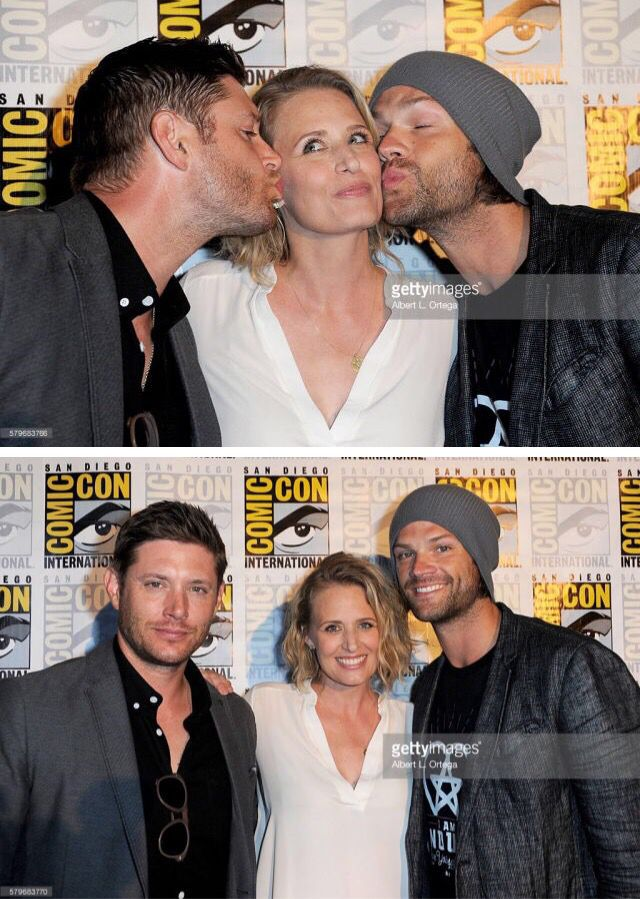 J2 and Samantha Smith at SDCC16