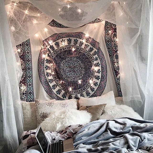 25 best ideas about hippie room decor on pinterest for Indie wall art ideas
