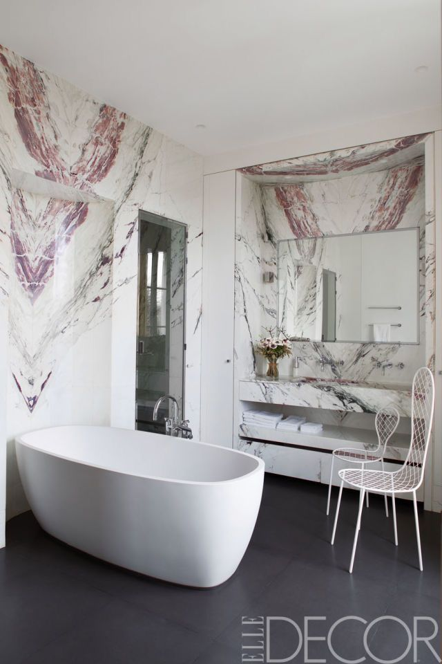 Your bathroom may not be your main
