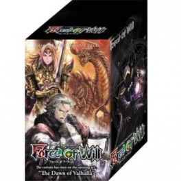 Force Of Will - The Dawn of Valhalla Box (15 buste) ENG