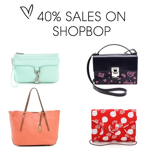 Sales Alert: Shopbop on 40% Sales