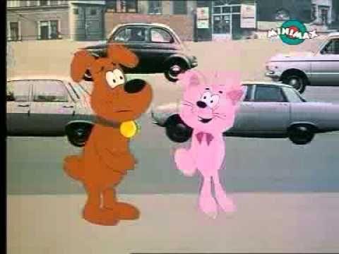 Stop. Közlekedj okosan 2 rész. Retro rajzfilm gyerekeknek.