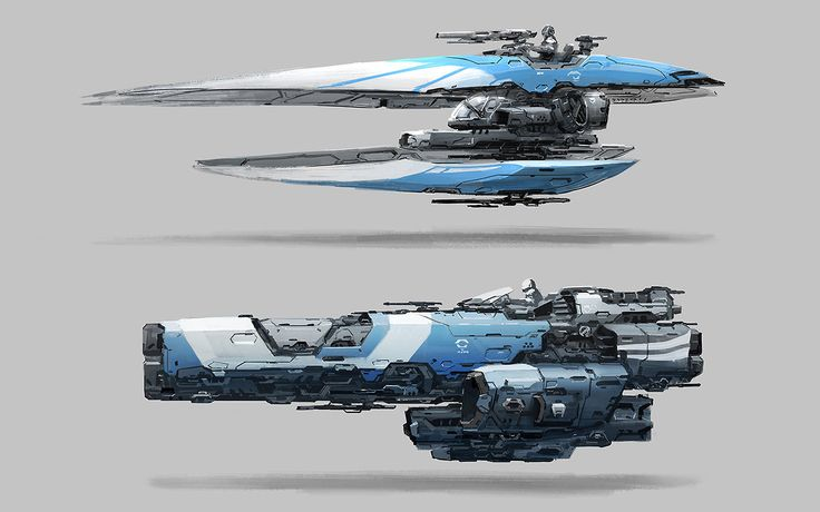 vehicle concepts by J.C Park | Sci-Fi Innovation ...