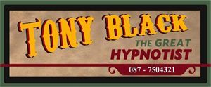 Tony Black is the fastest & funniest hypno-comedian in Europe. He has put the hip back in hypnosis.