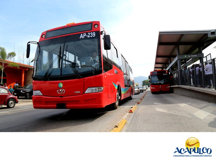 https://flic.kr/p/LLn5N2 | Utiliza el transporte público en Acapulco. NOTICIAS DE ACAPULCO_3 | #informacionsobreacapulco Utiliza el transporte público en Acapulco. NOTICIAS DE ACAPULCO. Acapulco cuenta con muchos y muy eficientes medios de transporte público en los que puedes recorrer y visitar prácticamente todo el Puerto; desde los convencionales camiones y taxis, hasta el Acabús y los transportes marinos, como lanchas. Durante tus próximas vacaciones en el hermoso puerto de Acapulco, te…