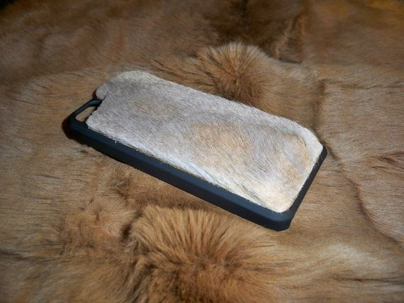 Leather Kangaroo Tail iphone 5 Case by Exotici on Etsy, $75.00