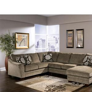 Ashley Furniture Patola Park Patina 4 Piece Sectional Ask Home Design