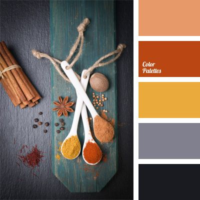 arsenic color, brick color, color matching, color of wet asphalt, grayscale, mustard yellow, ocher, orange-peach, palette for interior decoration, peach color, sand color.
